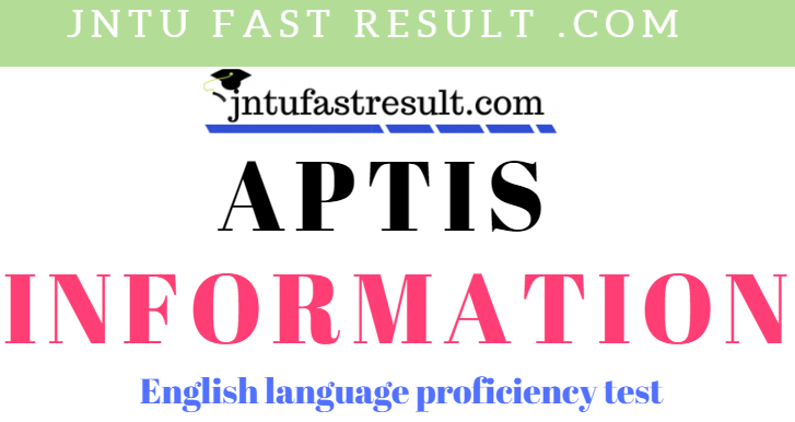 APTIS TEST