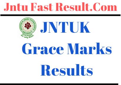 JNTUK Grace Marks results