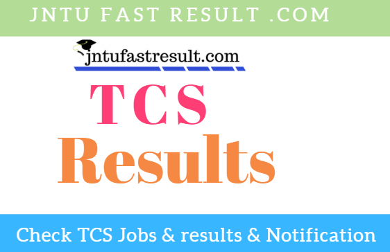 TCS National Qualifier Test (NQT) Online Exam Results Aug 2019 - TCS