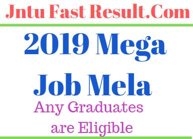 mega job mela 2019