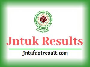 Jntuk results
