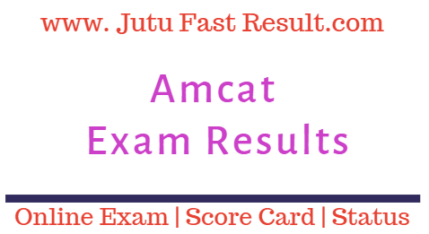 Amcat Online Exam Results 2019