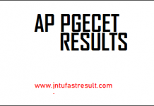 AP-PGECET-Results
