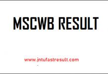 MSCWB-Result
